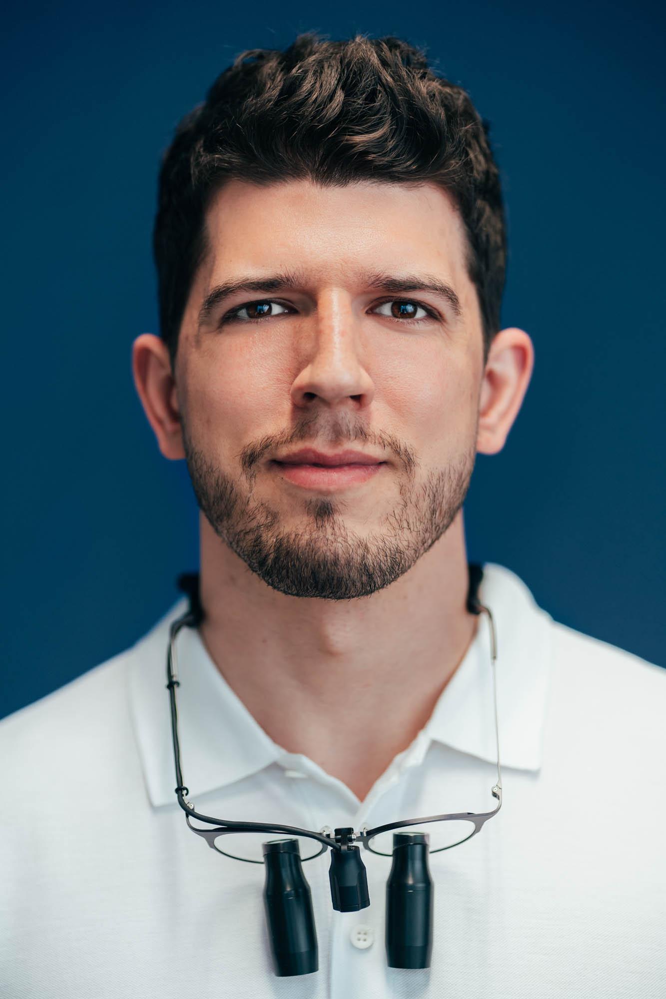 Portrait Moritz Deters